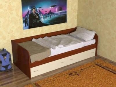 Кровать для детской ЛДСП